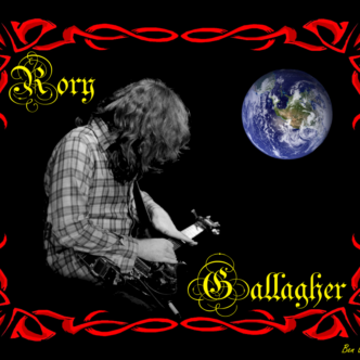 """RORY GALLAGHER- """"Pages From A Book Which Can't Be Read At All"""""""