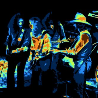 """THE OUTLAWS- """"SOUTHERN ROCK BAND ACHIEVES SUCCESS FROM STANDARD FORMULA"""""""