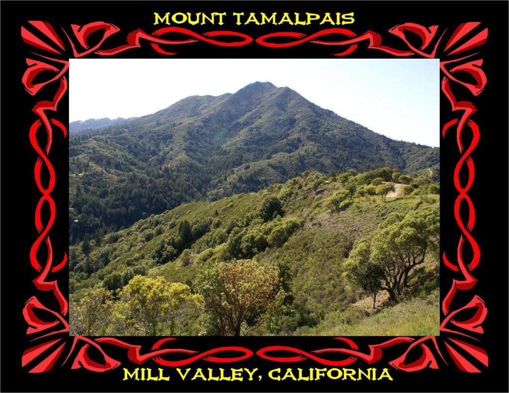 MOUNT TAMALPAIS NEAR SAN FRANCISCO IN CALIFORNIA. PHOTO BY BEN UPHAM. MAGICAL MOMENT PHOTOS.