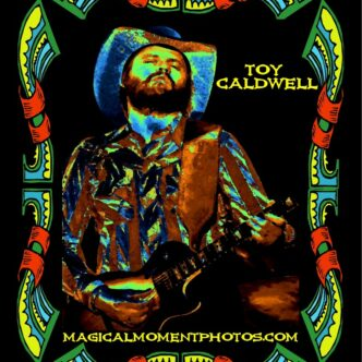"""THE MARSHALL TUCKER BAND- """"EMERGING FROM THE ALLMANS SHADOW"""""""