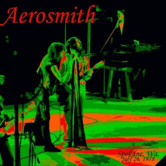 "AEROSMITH- ""DRAW THE LINE"" (REVIEW) 1978"