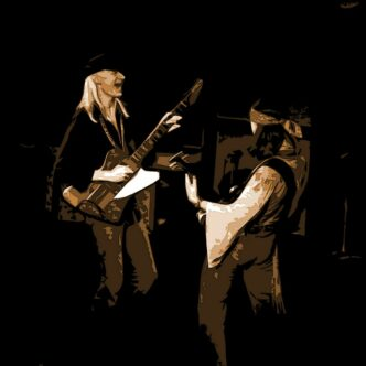 """JOHNNY WINTER- """"CAN A WHITE MAN SING THE BLUES"""""""