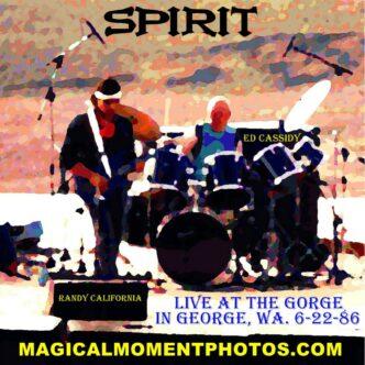 "SPIRIT- ""THE RIVER"""