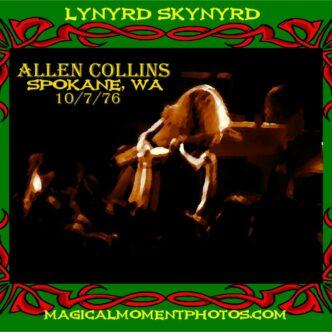 RARE LYNYRD SKYNYRD PHOTOS AND ARTWORK