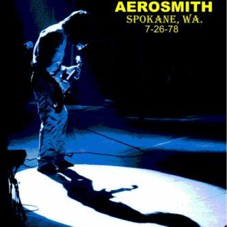 AEROSMITH- RARE PHOTOS AND ARTWORK FROM 1978