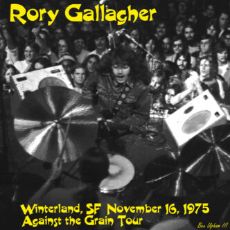 """RORY GALLAGHER- """"Some No-Nonsense Picking"""""""